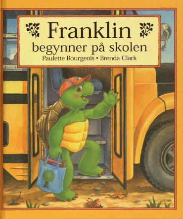 franklin begynner på skolen